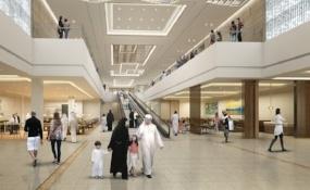 Majid Al Futtaim mall in Abu Dhabi