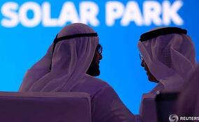 Dubai Ruler opens first stage of solar park Phase 3