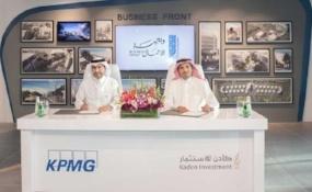 KPMG New office in Riyadh