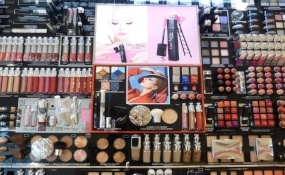Developing Cosmetic Market in Tehran